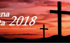 Fiéis celebraram intensamente a Semana Santa 2018