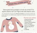 Projeto Bem Comum realiza campanha de arrecadação de agasalhos