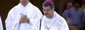 Em missa, bispo celebra a presença e organização dos cristãos leigos e leigas no Brasil