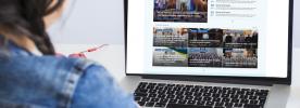 Regional Leste 2 lança novo site