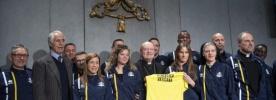 Nasce Athletica Vaticana: primeira associação esportiva do Vaticano