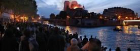 Incêndio na Catedral de Notre Dame: choque e tristeza da Santa Sé