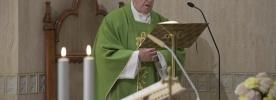 O Papa: a autoridade não é comando, mas coerência e testemunho