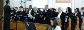 Coral Arquidiocesano Benedictus reinicia atividades e faz testes para novos membros