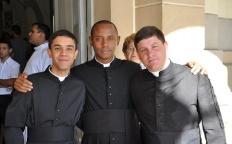 Em agosto a Arquidiocese de JF ganhará três novos padres