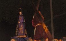 Procissão do Encontro marca a Terça-feira Santa na Catedral