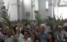 Catedral celebra Domingo de Ramos