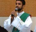 Catedral recebe novo vigário paroquial