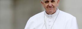 Papa envia mensagem ao Brasil no início da CF-2015