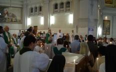 Dom Gil preside missa na Catedral Metropolitana pelo Ano da Vida Consagrada