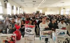 Catedral realiza Show de Prêmios em prol da pintura interna da igreja