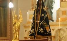 Visita da Imagem Peregrina de Nossa Senhora Aparecida marca Arquidiocese de Juiz de Fora