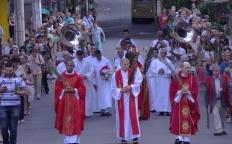 Celebração da Missa de Ramos abre a Semana Santa na Arquidiocese
