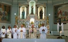 Dom Gil celebra Missa de Páscoa na Catedral