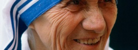 Milhares de pessoas acompanham canonização de Madre Teresa de Calcutá