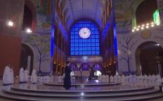 Romaria a Aparecida reúne milhares de fiéis e marca retorno da Imagem Peregrina para a Arquidiocese