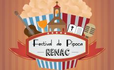 RenaC promove Festival de Pipocas e Show de Prêmios
