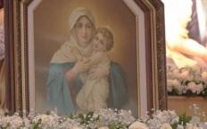 Missa Anual da Mãe Peregrina é realizada na Catedral