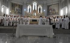 Catedral sedia missa em ação de graças pelo Dia do Padre