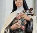 OTC celebra tríduo e festa de Santa Teresinha na Catedral