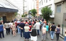 Via-Sacra dá início às celebrações da Sexta-feira Santa na Catedral