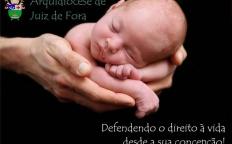 Igrejas da Arquidiocese soarão os sinos hoje (dia 02), às 15h, contra a legalização do aborto