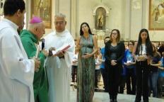 Missa reúne gestantes para celebrar Dia do Nascituro