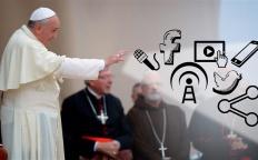 Papa Francisco divulga mensagem para o 52º Dia Mundial das Comunicações Sociais