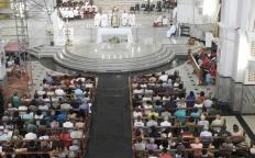 Arcebispo preside Missa de Páscoa na Catedral
