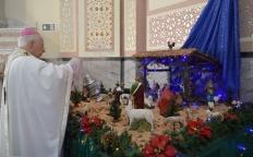 """""""Celebrar o Natal é abrir espaço para Cristo no mundo de hoje"""", diz Dom Gil durante Missa do dia 25 de dezembro"""