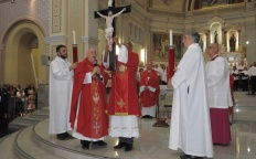 Ação Litúrgica recorda o momento da morte de Jesus Cristo