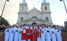 Candidatos ao Diaconato Permanente são instituídos Acólitos e Leitores