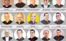 Dom Gil é reeleito bispo referencial para Comunicação e Cultura do Regional Leste 2