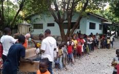 Chega ao final a missão da Arquidiocese no Haiti