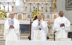Dom Gil preside missa de Páscoa na Catedral