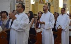Ordenação diaconal de três seminaristas é marcada