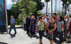 Via-sacra inicia as celebrações da sexta-feira da Paixão