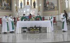 Dom Gil celebra missa do 17º Domingo do Tempo Comum