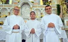 Seminaristas iniciam trajetória rumo à Ordenação Presbiteral