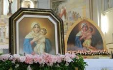 Mãe Peregrina é celebrada neste final de semana