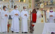 Seminaristas são instituídos acólitos e leitores no domingo (18)