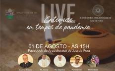 """""""Catequese em tempos de pandemia"""" é tema de live da Pastoral Catequética neste sábado (1º)"""