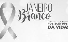 Janeiro Branco: é preciso falar sobre saúde mental