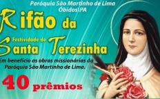 Paróquia São Martinho de Lima promove rifa para recuperar finanças