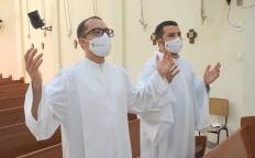 Seminaristas arquidiocesanos realizam Retiro Canônico em preparação para Ordenação Diaconal