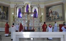 Liturgia da Paixão e Descendimento da Cruz acontecem na Catedral
