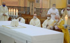 Missa da Ceia do Senhor recorda momentos anteriores à crucificação