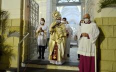 Bênção a Juiz de Fora marca Vigília Pascal na Catedral Metropolitana