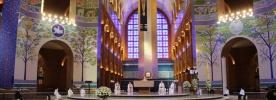 Santuário de Aparecida se prepara para oração contra pandemia